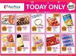 NTUC FairPrice Specials - Ferrero Rocher T15 Collection $7.50 (U.P. $11.95), 100PLUS Isotonic 325mL 24pk $7.50 (U.P. $14.70)