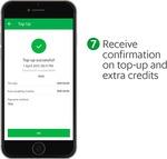 50% Bonus Credit With GrabPay Credit Top-Ups [Bonus $20 Credit When Topping Up $40]