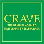 CRAVE Nasi Lemak & Teh Tarik Coupons - 2 Chicken Wing Sets $11, Fish Fillet Set $7, Kuning Fish Set with Otah $5, 3 Wings $4.90