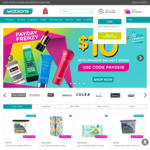 $10 off ($60 Minimum Spend) at Watsons