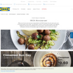 Ikea Family Members - Kids Eat for Free on 5 Oct 2018