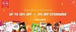 11% off Storewide at EAMART