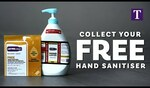 Temasek Foundation giving FREE 500ml Hand Sanitizers to S'pore households from Mar 23 at CCs and CapitaLand Malls