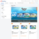 Any 2 Fortune Tuna for $3.65 (U.p. $4.60) at FairPrice on