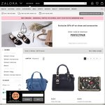 20% off Shoes and Accessories at Zalora