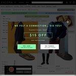 20% off Selected Items at Zalora ($120 Minimum Spend) via App