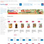 $5 off ($50 Minimum Spend) on Nestle HCS Products at FairPrice On