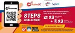 Win $3 Cash & a $3 ComfortDelGro Taxi Promo Code from ActiveSG