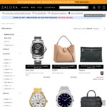 45% off Selected Styles at Zalora