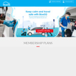 Sign Up to BlueSG, Get a $20 foodpanda Shops Voucher
