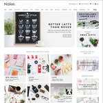 11% Discount & 11% Rebate Off Your Order at Naiise