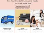 8.8% off Sitewide at HipVan