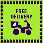 Free Delivery at Jack's Place via Deliveroo