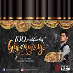 Sandwich Giveaway at Liang Sandwich Bugis (Limited to First 100 Daily from 11am Onwards)