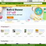 11% off Sitewide (US $60 Minimum Spend) at iHerb
