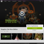 [PC] Free: Teleglitch: Die More Edition (U.P. $13) @ GOG