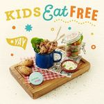 Kids Eat from Free with Paying Adult at Jaime's Italian Singapore for School Holidays