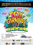 Free Popcorn, Comic Books, Entry, Cheap Toys @ Toy Carnival (22/10) [National Design Centre]