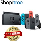 Nintendo Switch Console for $419 Pickup from Shopitree via Shopee (Plus Extra $10 off with Mastercard + Citibank Cards)