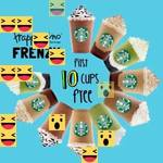 Free Tall-Sized Frappuccino (First 10 Per Store), then 1 for 1 Venti-Sized Frappuccinos at Starbucks (3pm to 5pm)