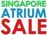 Closing Down Sale: Everything at $20 Storewide - Havaianas (Ngee Ann City, Takashimaya)