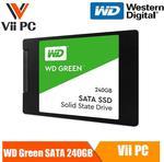 WD Green 240 GB SSD $49 @ vii PC Lazada