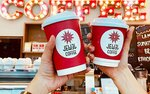 1 for 1 Americano / Mocha / Latte ($6.99) at Jewel Coffee [Marina One The Heart] via Fave