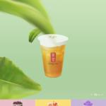 $1 Hot Milk Tea on Rainy Days at Gong Cha