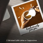 2 Tall-Sized Caffè Lattes or Cappuccinos for $5.90 at Starbucks (5th to 11th June) for Starbucks Cardholders