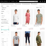 Up to 60% off Selected Items + Extra 30% off at ZALORA