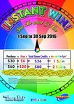Timezone Singapore: Bonus Dollars - Purchase $36 Credit for $30 or $80 Credit for $60