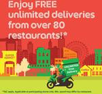 Free Delivery at Selected Restaurants via GrabFood