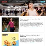 8pcs of Coro Coro for $4.80 (U.P. $12) at BreadTalk - Pay with Dash by Singtel