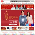 $8 off Sitewide ($80 Min Spend) at UNIQLO