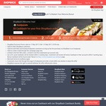 $5 foodpanda Cashback on First ShopBack Transaction (New Customers)