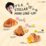 Mini Croissants Mix & Match - Buy 5 ($5) and Get 1 Free - BreadTalk