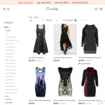 14% Discount for Dress - Women and Men @ Dresslily