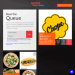 Up to 36% off Chope Gift Cards at SAFRA [$25 Gift Card for $16 (Bitez Members) or $18 (SAFRA Members)]