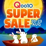 Qoo10 Coupons - $8 off When You Spend $50, $25 off When You Spend $180, $100 off When You Spend $1000