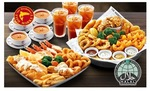 $60 for a Double-Platter Party Feast for 4 People (U.P. $119.50) at The Manhattan Fish Market via Groupon