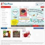 $7 off at NTUC FairPrice via Mobile App with $75+ Spend