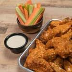 $0.50 Wings at Wing Zone (Minimum 10 Purchase, Tuesdays)