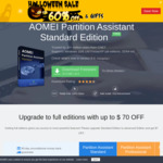 [PC] Free AOMEI Partition Assistant Professional Edition Version 8.4 (U.P. $39.95 USD) @ AOMEI