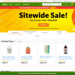 10% off Sitewide (US $60 Min Spend) at iHerb