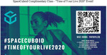 """Free SpaceCuboid Complimentary Class - """"Time of Your Live 2020"""" Event!"""