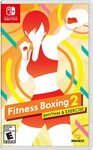 Fitness Boxing 2: Rhythm & Exercise - Nintendo Switch for $30 + Delivery from Amazon SG