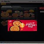 Pizza Hut Delivery 6pcs Sweet 'n' Spicy Drumlets for $3
