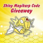 Free Shiny Magikarp Code for Pokemon Sun & Moon from Various Gaming Outlets/Stores