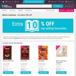 10% Extra off Book Depository with Usual Free Delivery