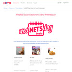 Free Upsize with Any Combo Purchase at Texas Chicken (NETS/NETS FlashPay Payments)